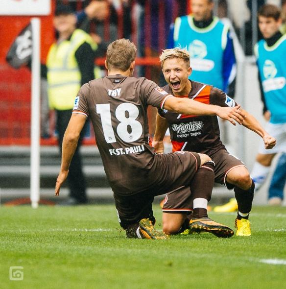 Football: Germany, 2. Bundesliga